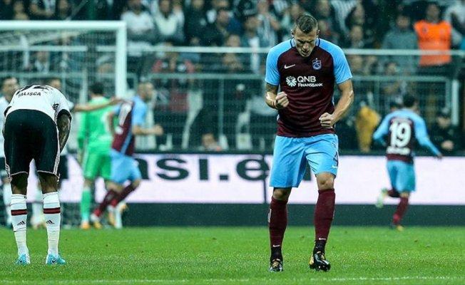 Trabzonspor İstanbul'da yenilmedi