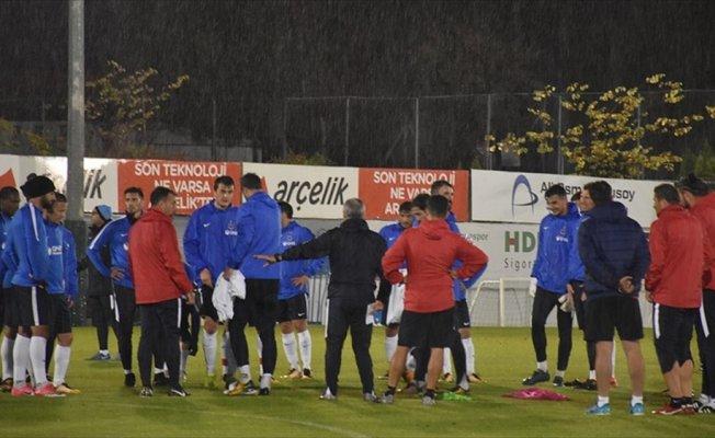 Trabzonspor'da Kayserispor mesaisi başladı
