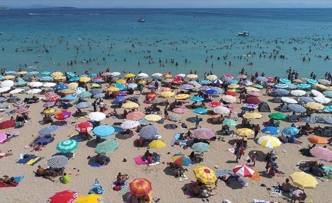 Türkiye'nin turizm geliri üçüncü çeyrekte yüzde 37,6 arttı