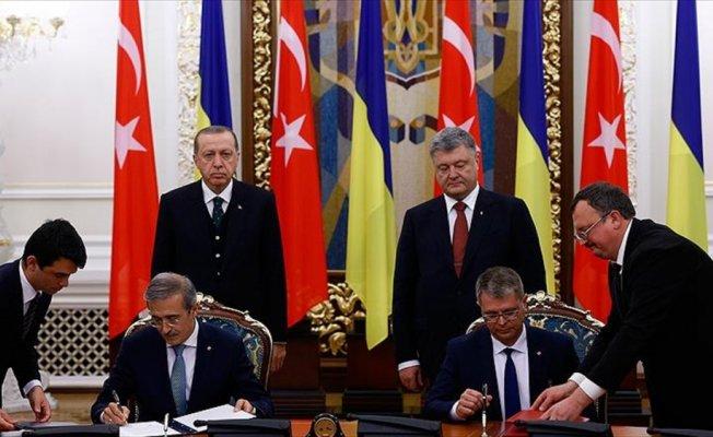 Ukrayna ile savunma sanayisinde iş birliği
