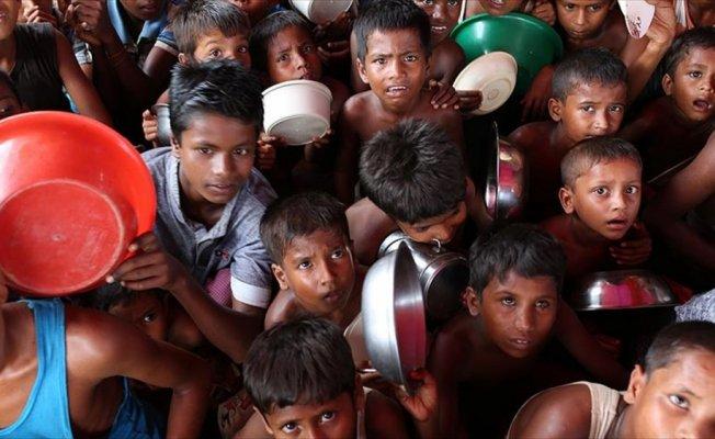 UNICEF'ten Arakanlı çocuklar için acil yardım çağrısı