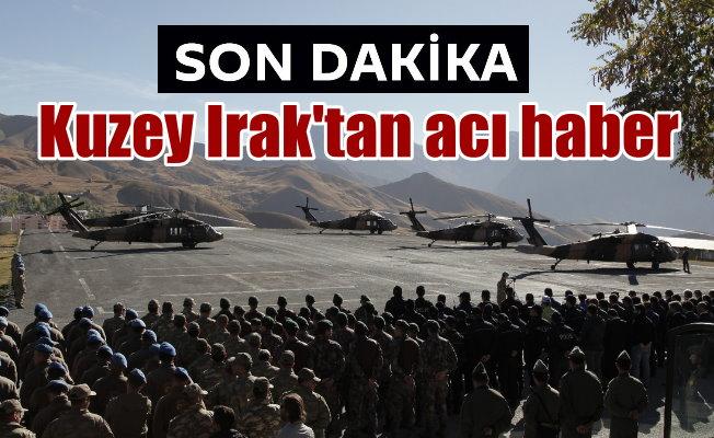 Zap'ta şehit düşen 4 asker memleketlerine uğurlandı