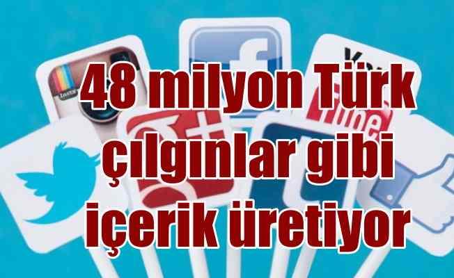48 milyon Türk, günün 3 saatini burada geçiriyor