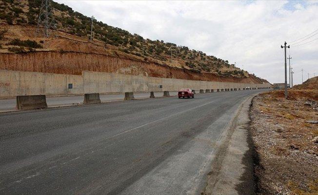 AA Habur'un alternatifi sınır kapısını görüntüledi