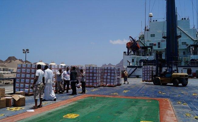 Aden Limanı ticari ve insani yardım gemilerine açıldı