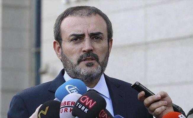 AK Parti Genel Başkan Yardımcısı Ünal: Partilerin görüşlerini açıklamalarından memnunuz