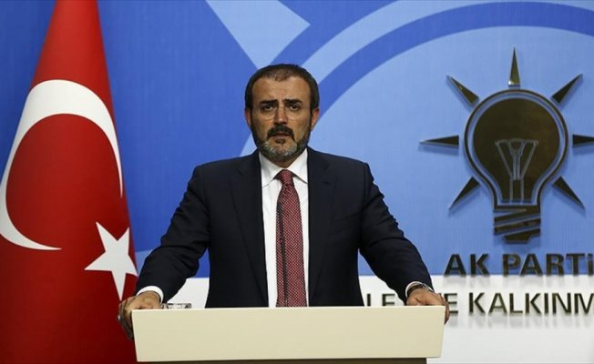 AK Parti Sözcüsü Ünal: Kılıçdaroğlu, Cumhurbaşkanımıza saldırarak gündem saptırmaktadır