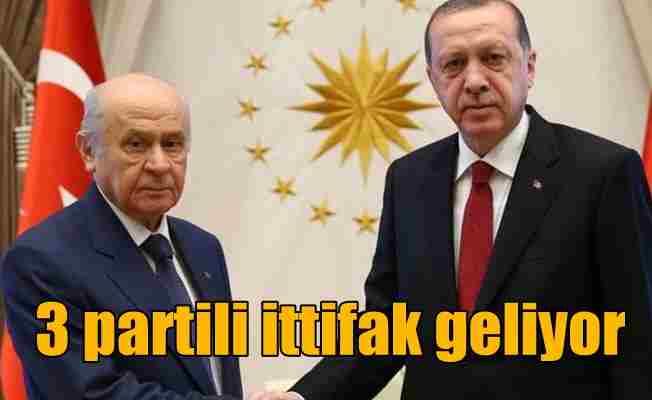AK Parti ve MHP seçim ittifakı nasıl olacak?
