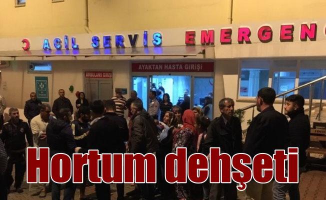 Antalya'yı hortum vurdu, 28yaralı var