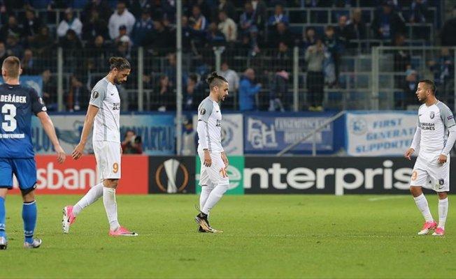Başakşehir'de hedef Avrupa Ligi'nde ilk galibiyet