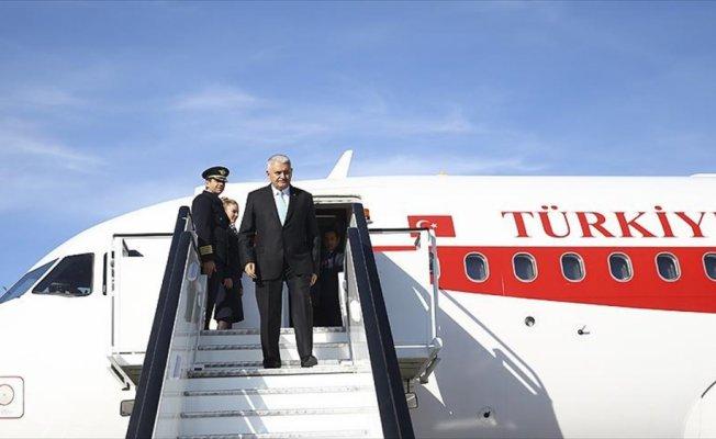Başbakan Yıldırım yurda döndü