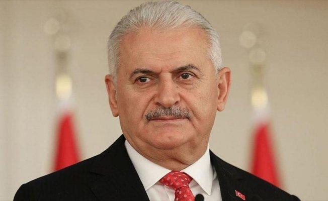 Başbakan Yıldırım'dan KKTC'nin kuruluş yıl dönümü mesajı