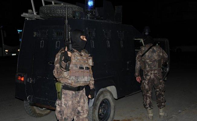 Bitlis'te terör operasyonunda 5 gözaltı