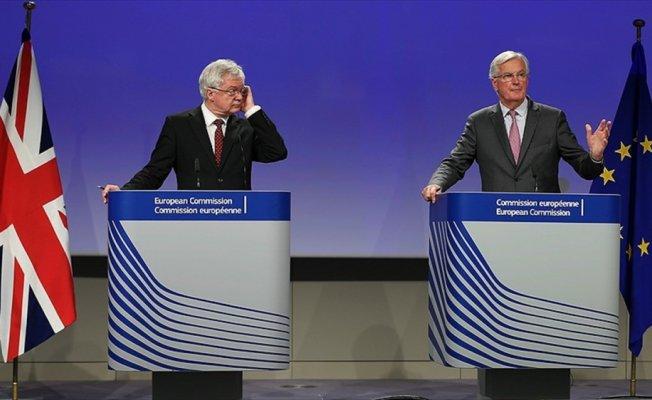 Brexit müzakereleri 'para'ya takıldı