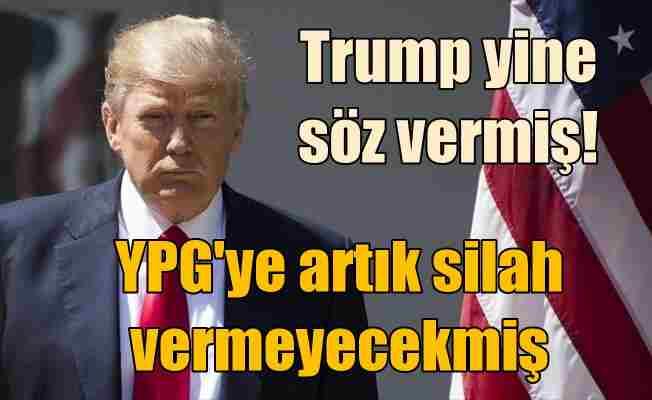 Çavuşoğlu: Trump YPG'ye silah verilmeyeceğini söyledi
