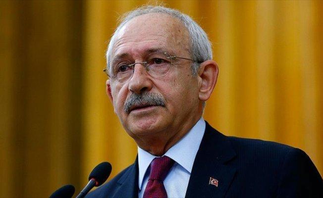 CHP Genel Başkanı Kılıçdaroğlu: Güne şehit haberiyle, anaların göz yaşıyla uyandık