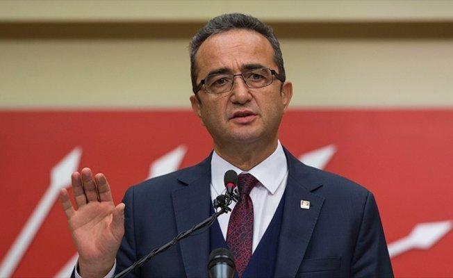 CHP Sözcüsü Tezcan: Biz seçim barajı olmaması gerektiğini düşünüyoruz