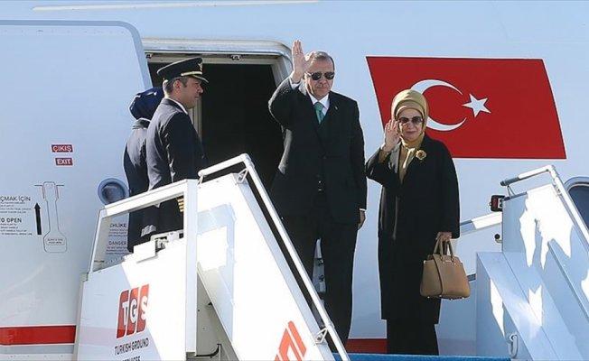 Cumhurbaşkanı Erdoğan, Soçi'ye gidecek