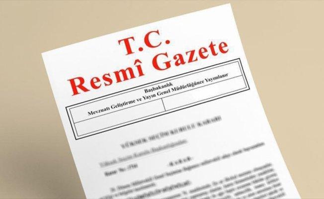 Cumhurbaşkanı Erdoğan'ın onayladığı 10 kanun yürürlüğe girdi
