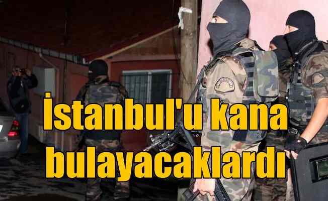 DEAŞ'li teröristler etkili eylem arayışında: 34 gözaltı var
