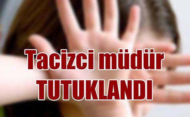 Edirne'de kız öğrencilere taciz: Müdür yardımcısı tutuklandı