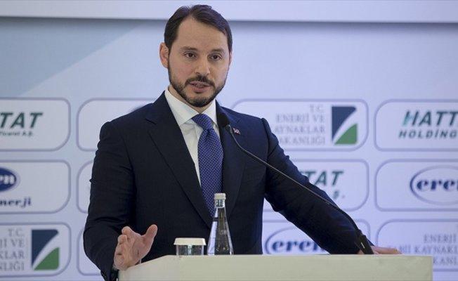 Enerji Bakanı Albayrak: Hedefimiz, Cumhuriyet tarihinin en yüksek yerli kömür üretimine ulaşmak