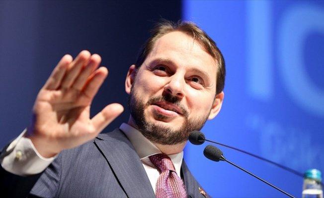Enerji ve Tabii Kaynaklar Bakanı Albayrak: Türkiye 15 yılda yüzde 6 büyüdü