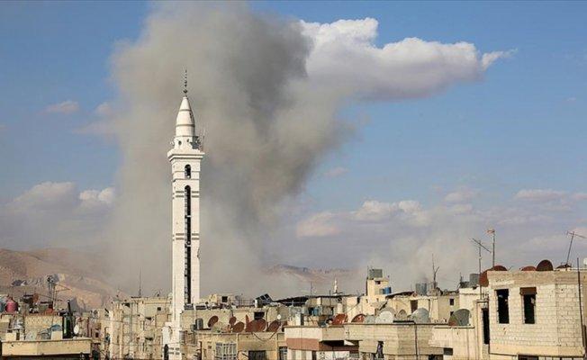 Esed rejiminden 'gerginliği azaltma' bölgelerine saldırı