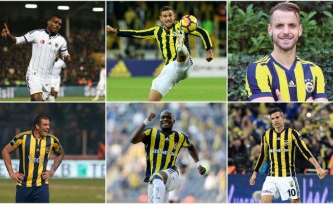 Fenerbahçe santrforlarından verim alamıyor