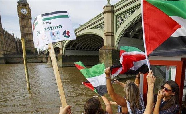 Filistinli gruplardan İngiltere Başbakanı May'e 'Balfour' tepkisi
