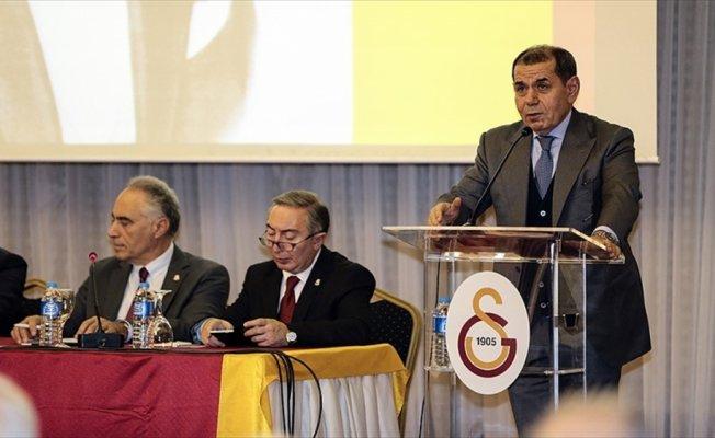 Galatasaray Kulübü Başkanı Özbek: Bütçemiz kar eden bir bütçedir