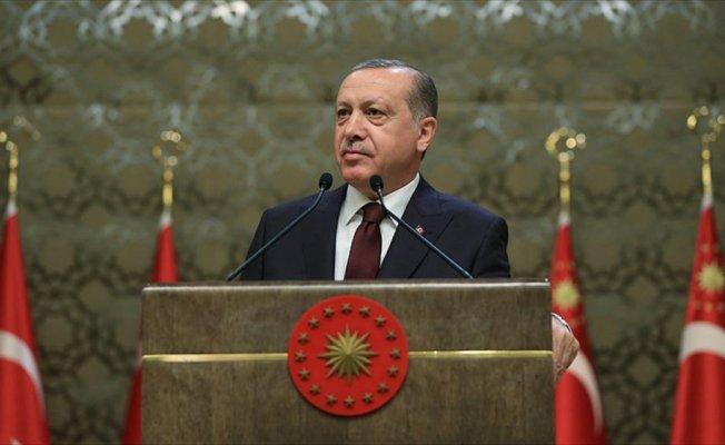 'Gazilerimiz 80 milyonun namusuna emanet edilmiş yadigarlardır'