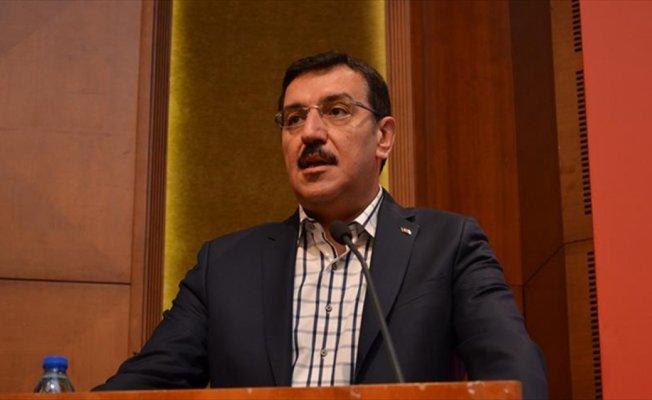 Gümrük ve Ticaret Bakanı Tüfenkci: Haklarımız görevlerimizi yerine getirdikçe artar