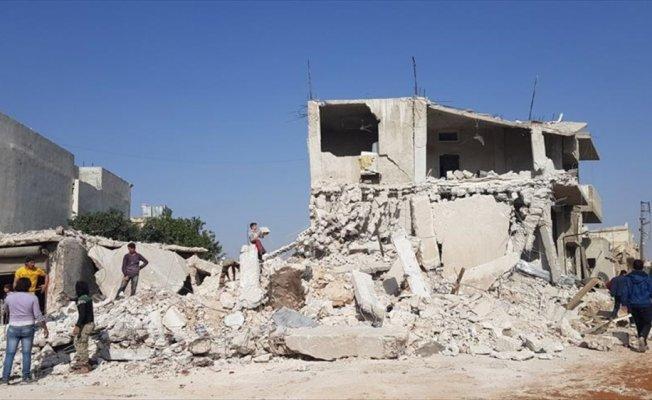 Halep'teki pazar yeri saldırısında ölü sayısı 63'e yükseldi