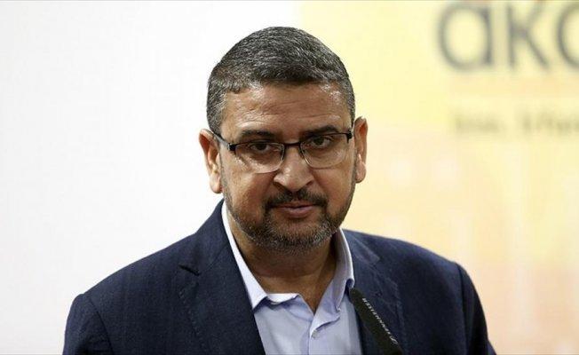 Hamas'ın Resmi Sözcüsü Zuhri: İsrail'in Filistin topraklarını işgalini kabul etmeyeceğiz