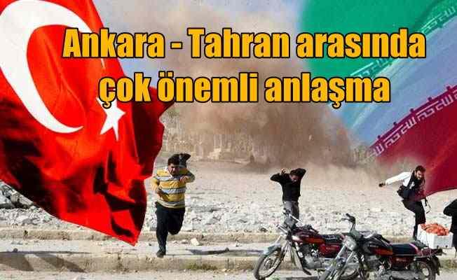 İran ve Türkiye arasında teröre karşı derin anlaşma