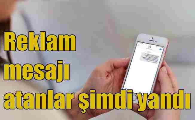 İstenmeyen SMS'ler için bakanlık yeni sistem kurdu