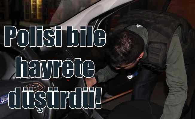 İzci telsizinden polisi dinlerken yakalandılar
