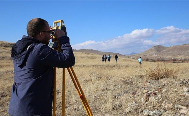 Kapadokya'da 5 bin yıllık yerleşim yeri bulundu