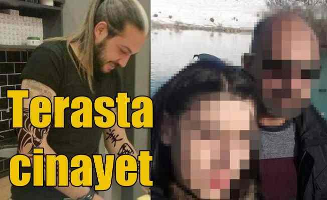 """Karısının kuaförünü """"Aşk"""" iddiasıyla terasta öldürdü"""