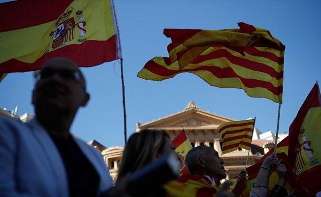 Katalonya'da genel grev kararı alındı