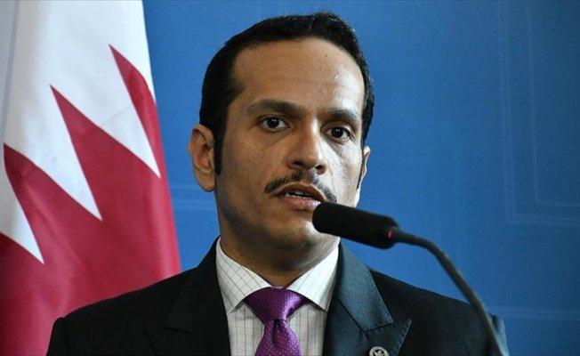 Katar Dışişleri Bakanı Muhammed: Türkiye önemli bir bölgesel oyuncu olarak kalacak