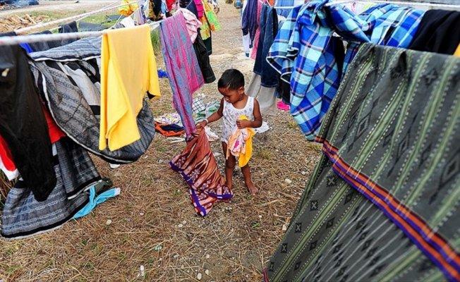 Malezya 62 bin 153 Arakanlıya ev sahipliği yapıyor