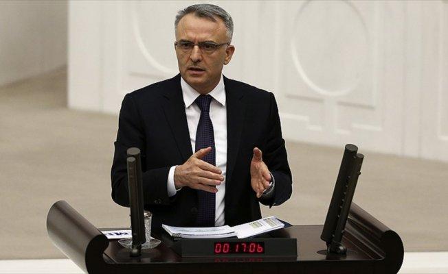Maliye Bakanı Ağbal: Torba tasarı'yla herhangi bir şekilde kimseye af getirmiyoruz
