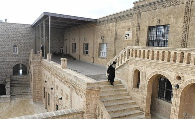 Mor Gabriel Manastırı'na ait kabristan iade edildi