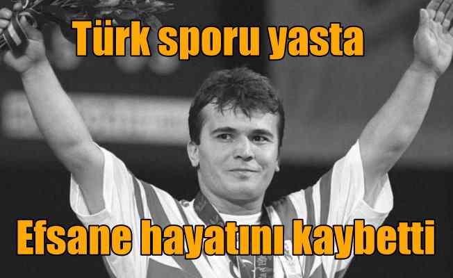 Naim Süleymanoğlu hayatını kaybetti: Türk sporu yasta