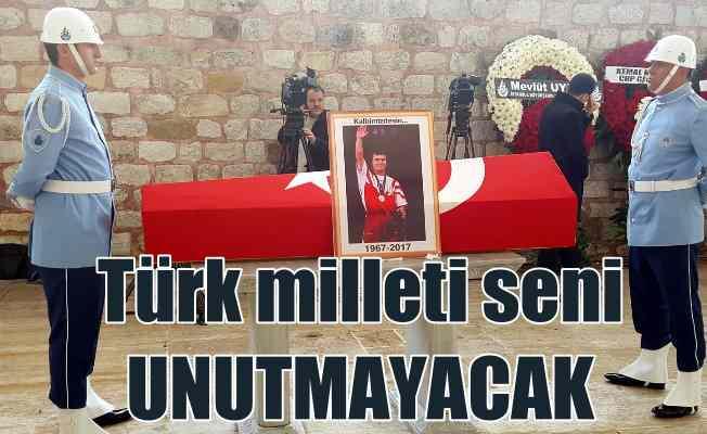 Naim Süleymanoğlu'nun cenazesi bugün uğurlanıyor