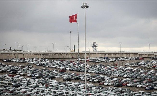Otomotivde en yüksek ikinci ihracat rakamına ulaşıldı