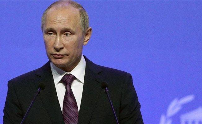 Putin'den Teksas'taki saldırıya taziye mesajı