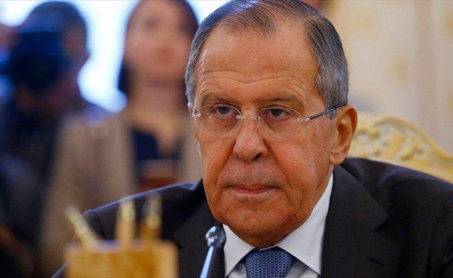 Rusya Dışişleri Bakanı Lavrov'dan 'Suriye Halkları Kongresi' açıklaması